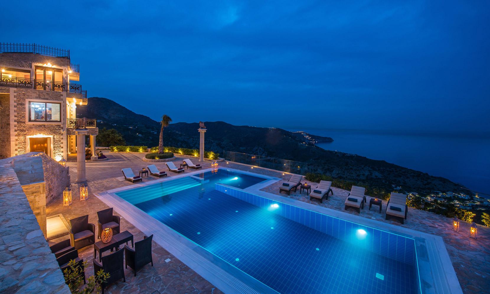 Crete Villa Laura jumbotron image