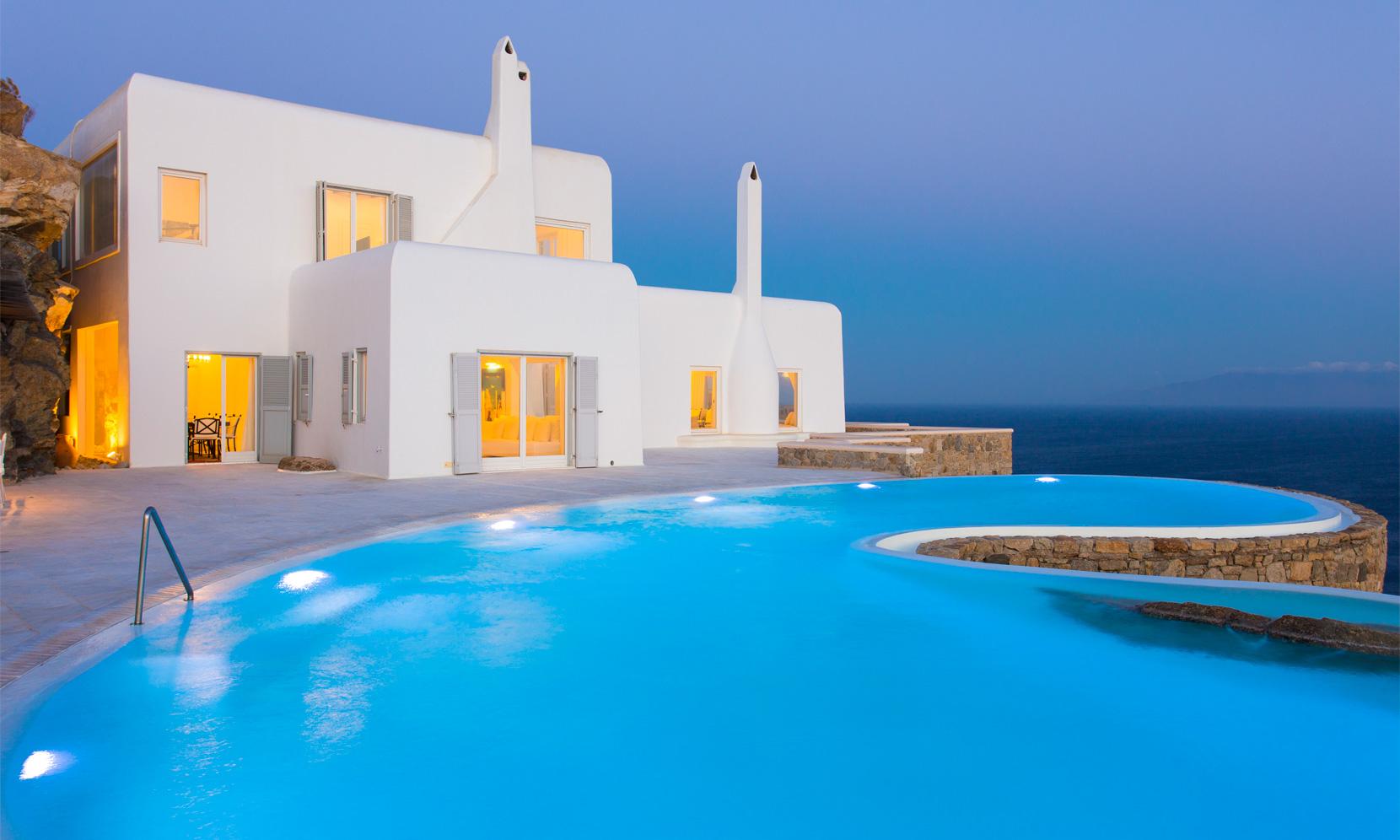 Mykonos Villa Concordia jumbotron image