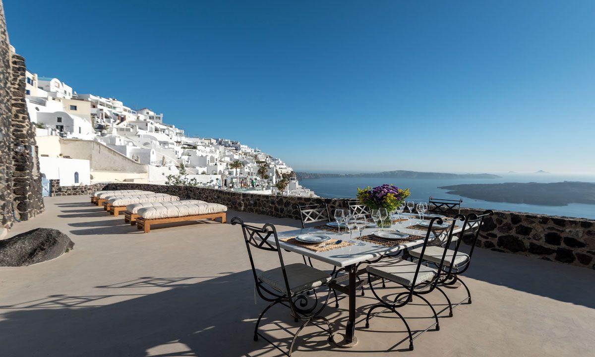 Santorini Villa Auge jumbotron image