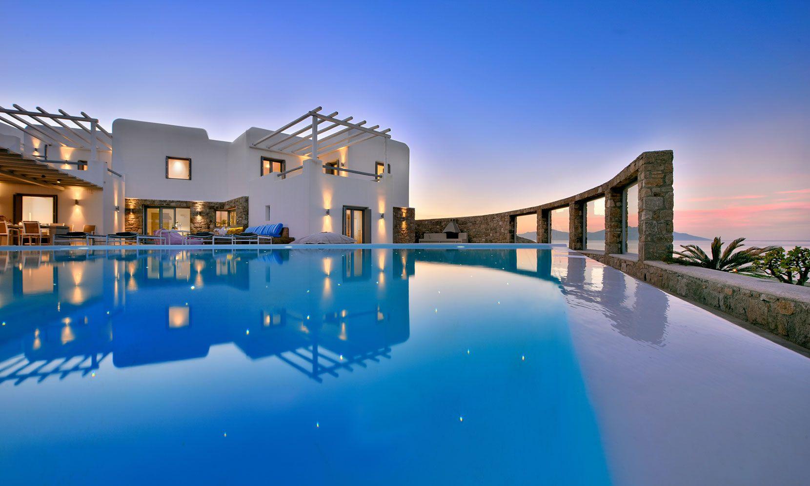 Mykonos Villa Salty jumbotron image