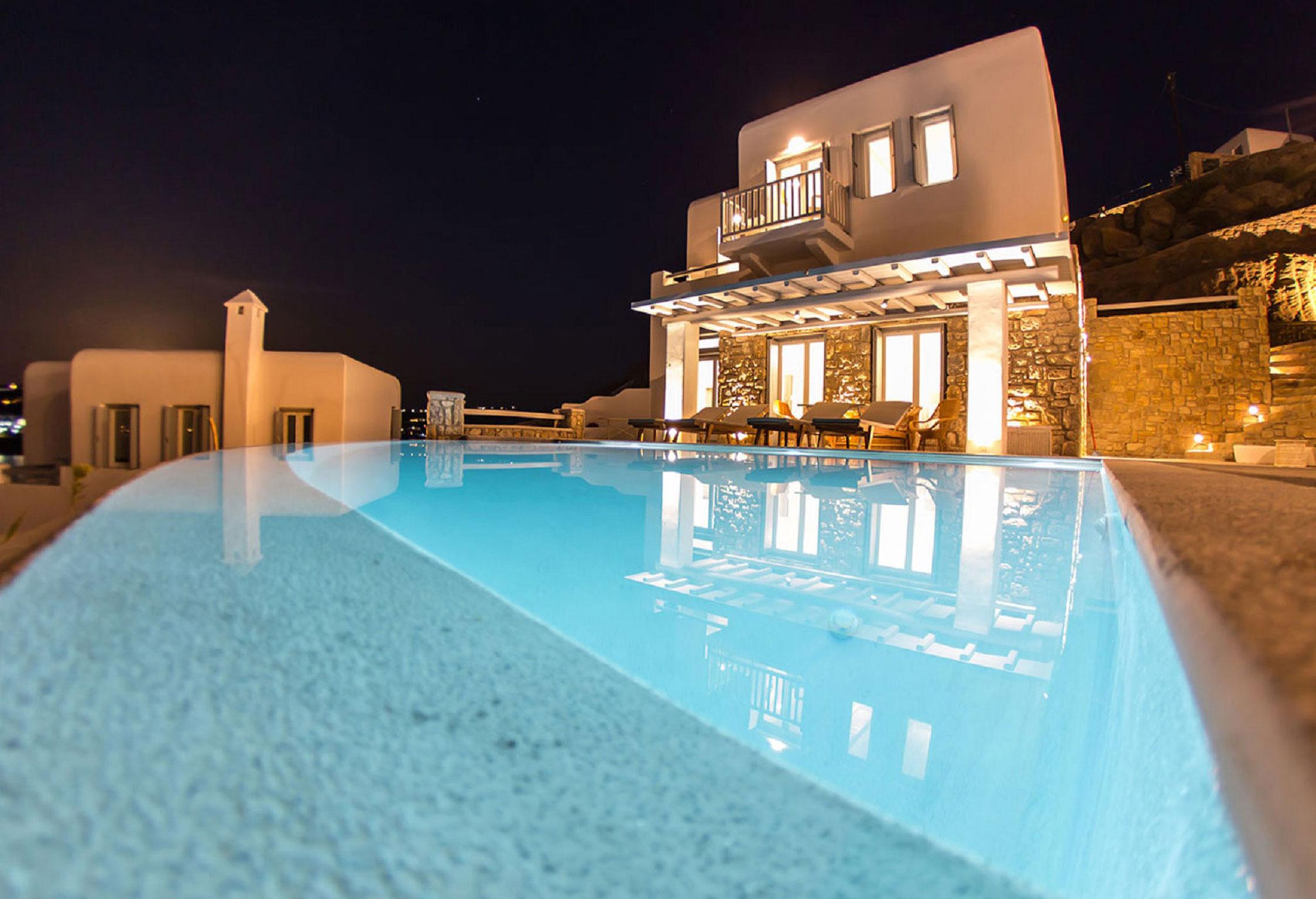 Mykonos Villa Alissa 2 jumbotron image