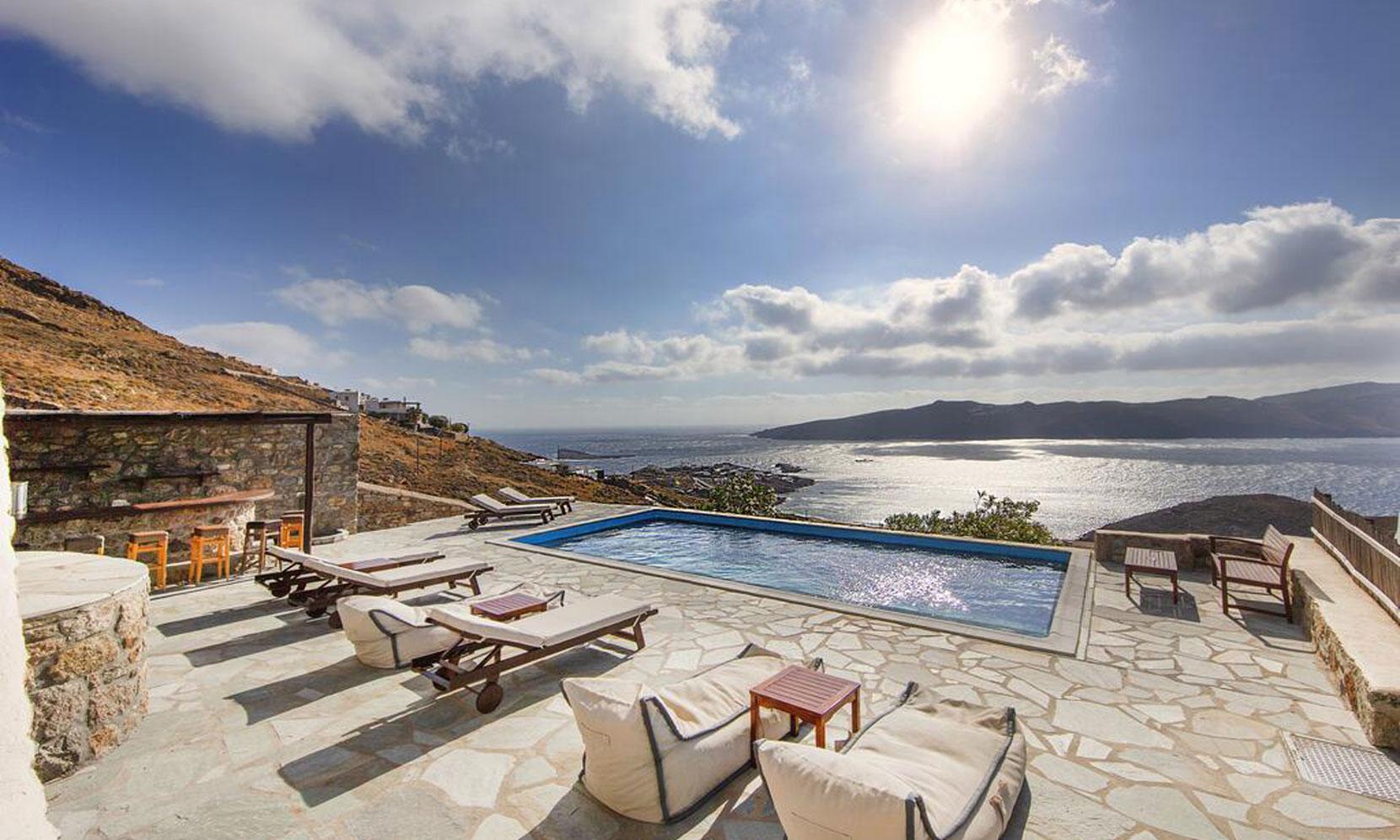 Mykonos Villa Theodora jumbotron image