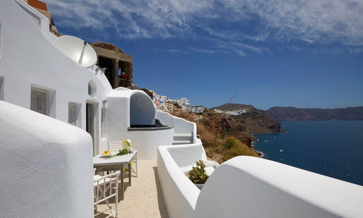 Santorini Villa Aoide 2 jumbotron image