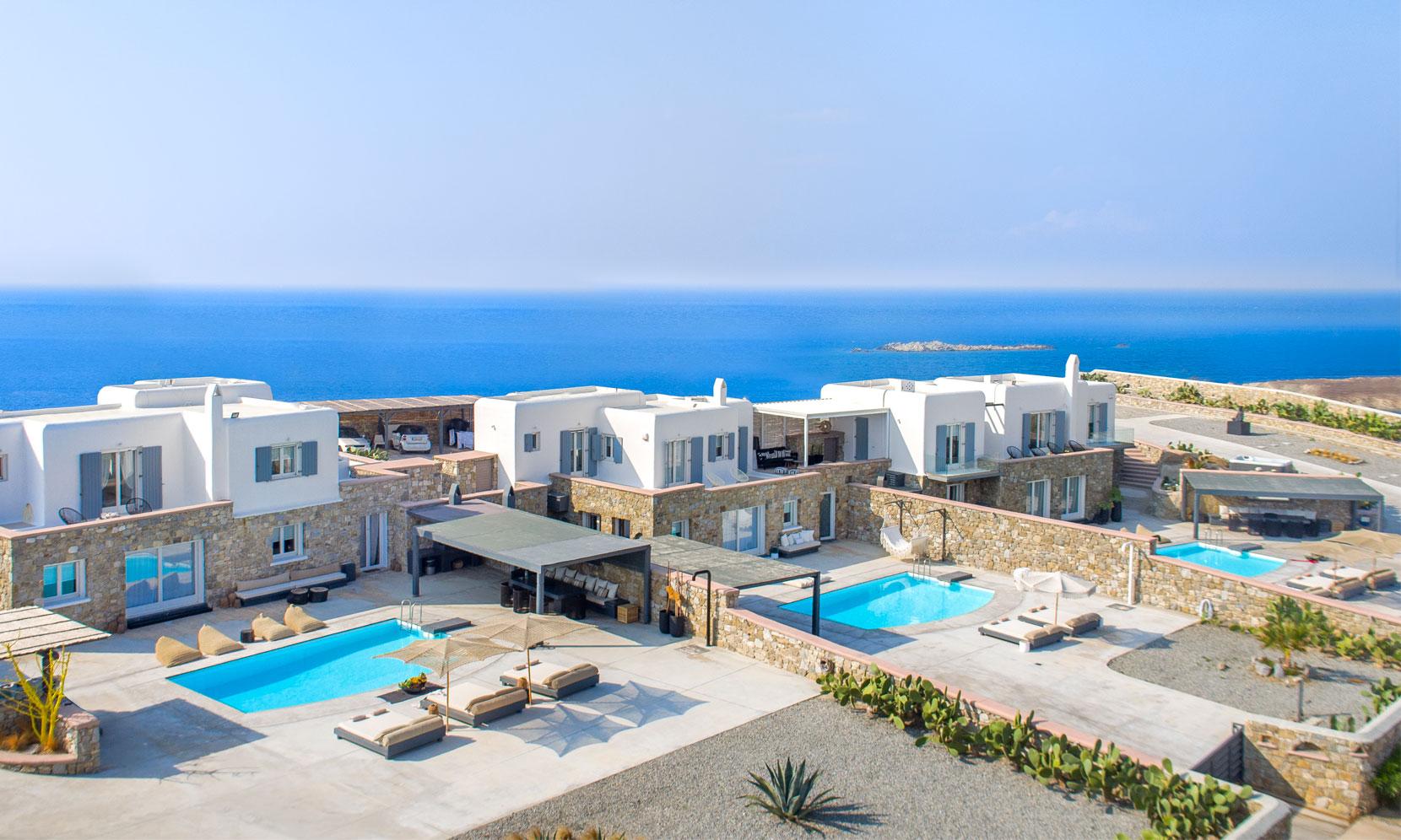 Mykonos Villa Aqua Retreat jumbotron image