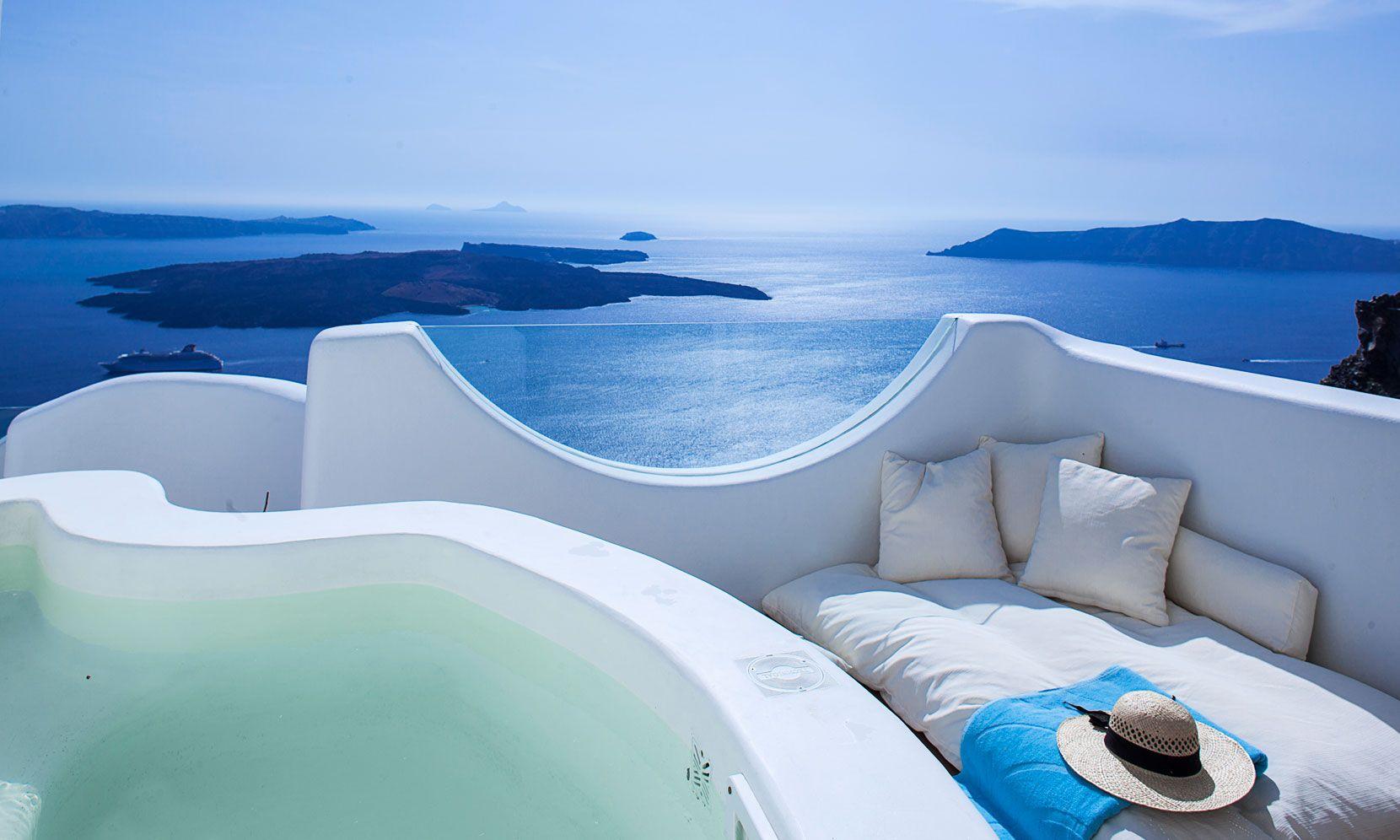 Santorini Villa Erato jumbotron image