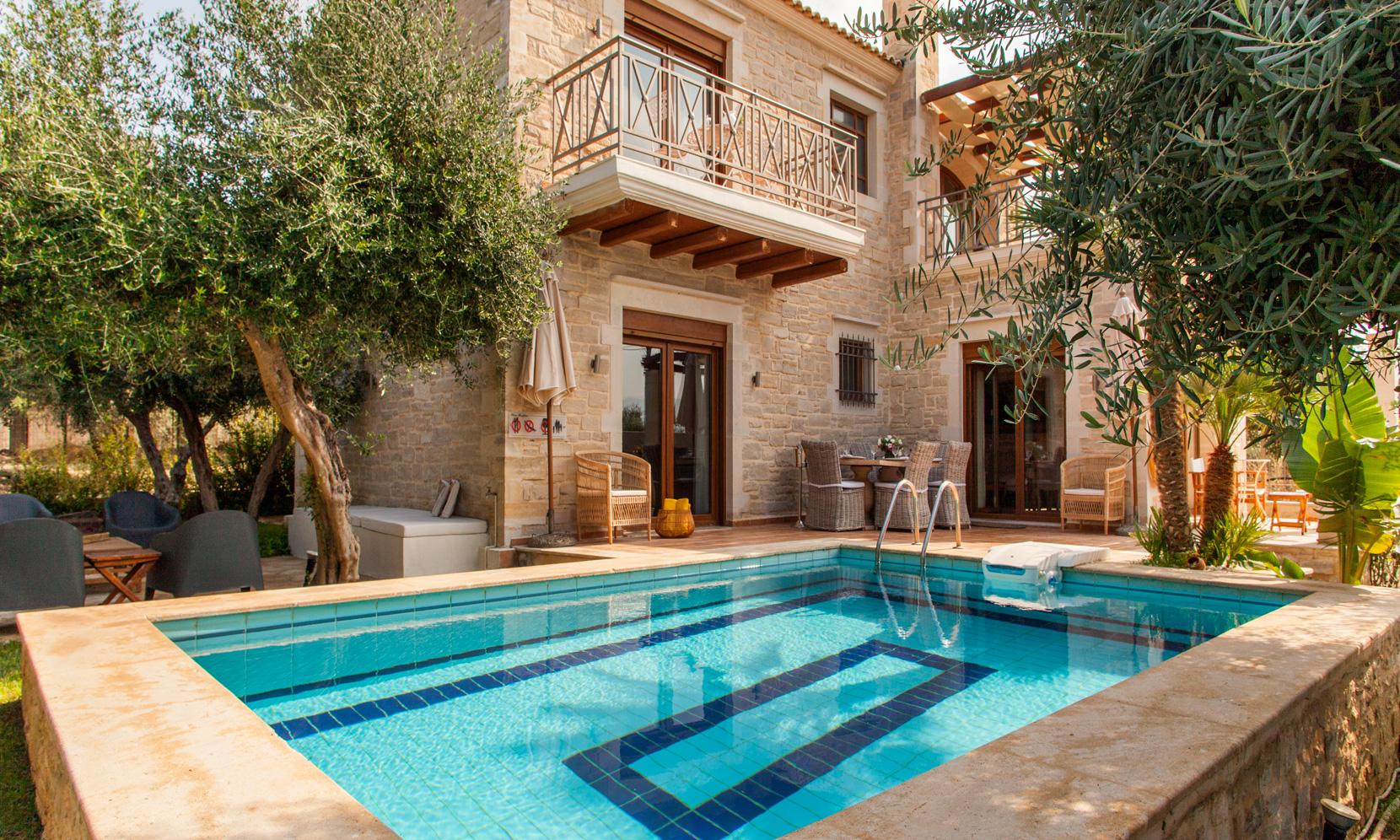 Crete Villa Doris 1 jumbotron image