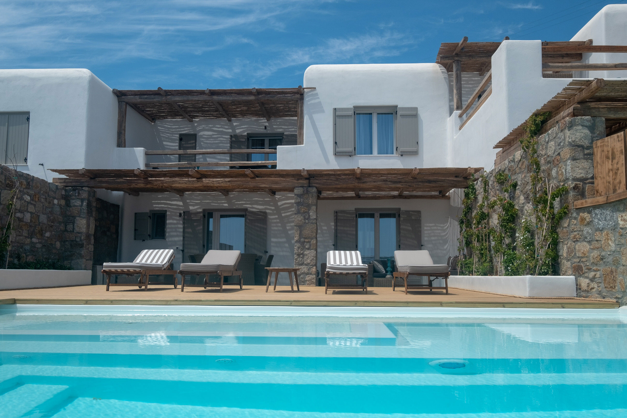 Mykonos Villa Verve III jumbotron image