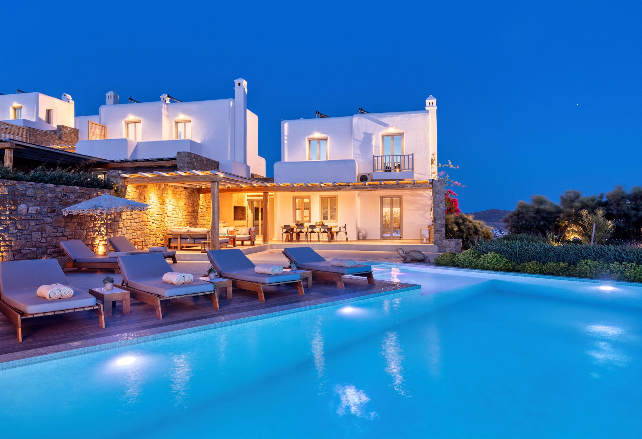 Mykonos Villa Dolon 4 jumbotron image