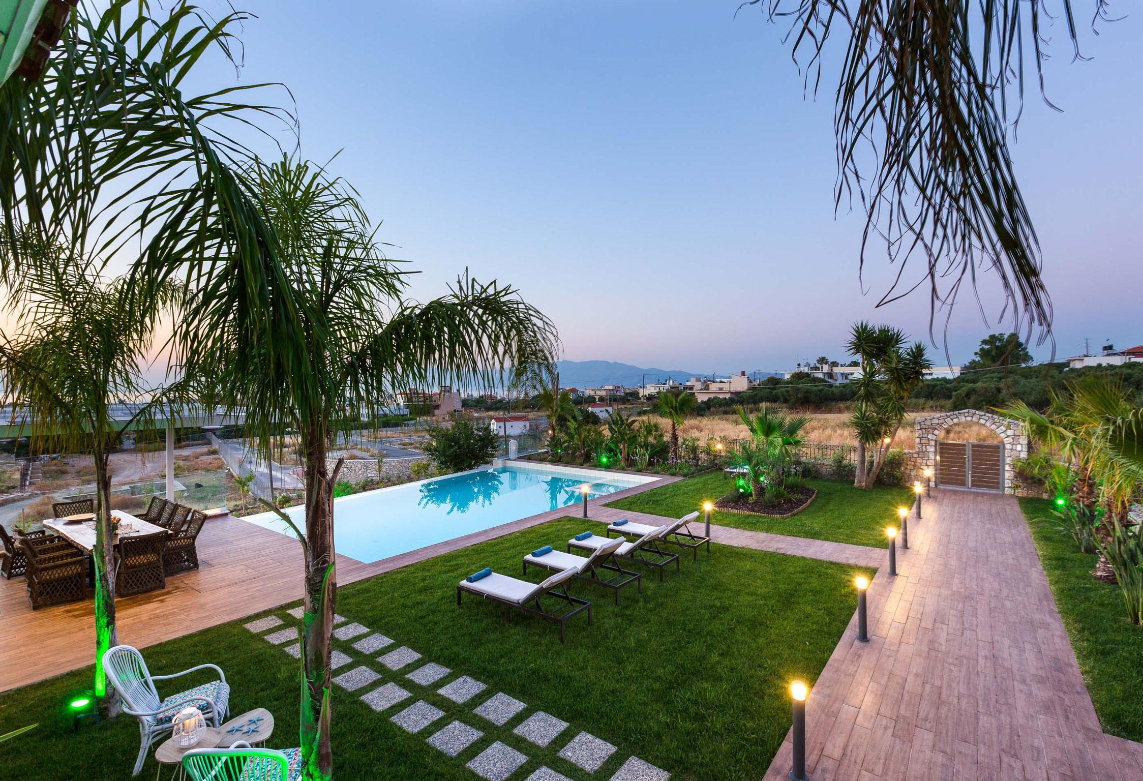 Crete Villa Alessandra jumbotron image
