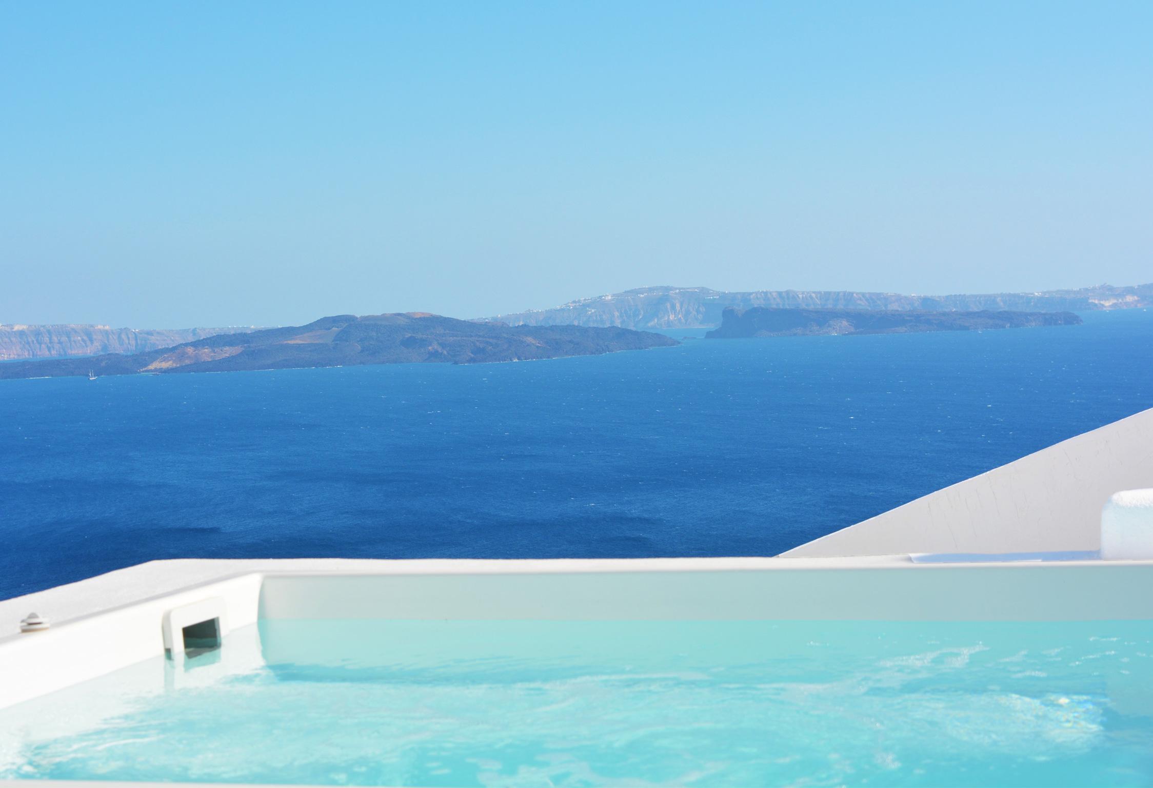 Santorini Villa Thais Mystic jumbotron image