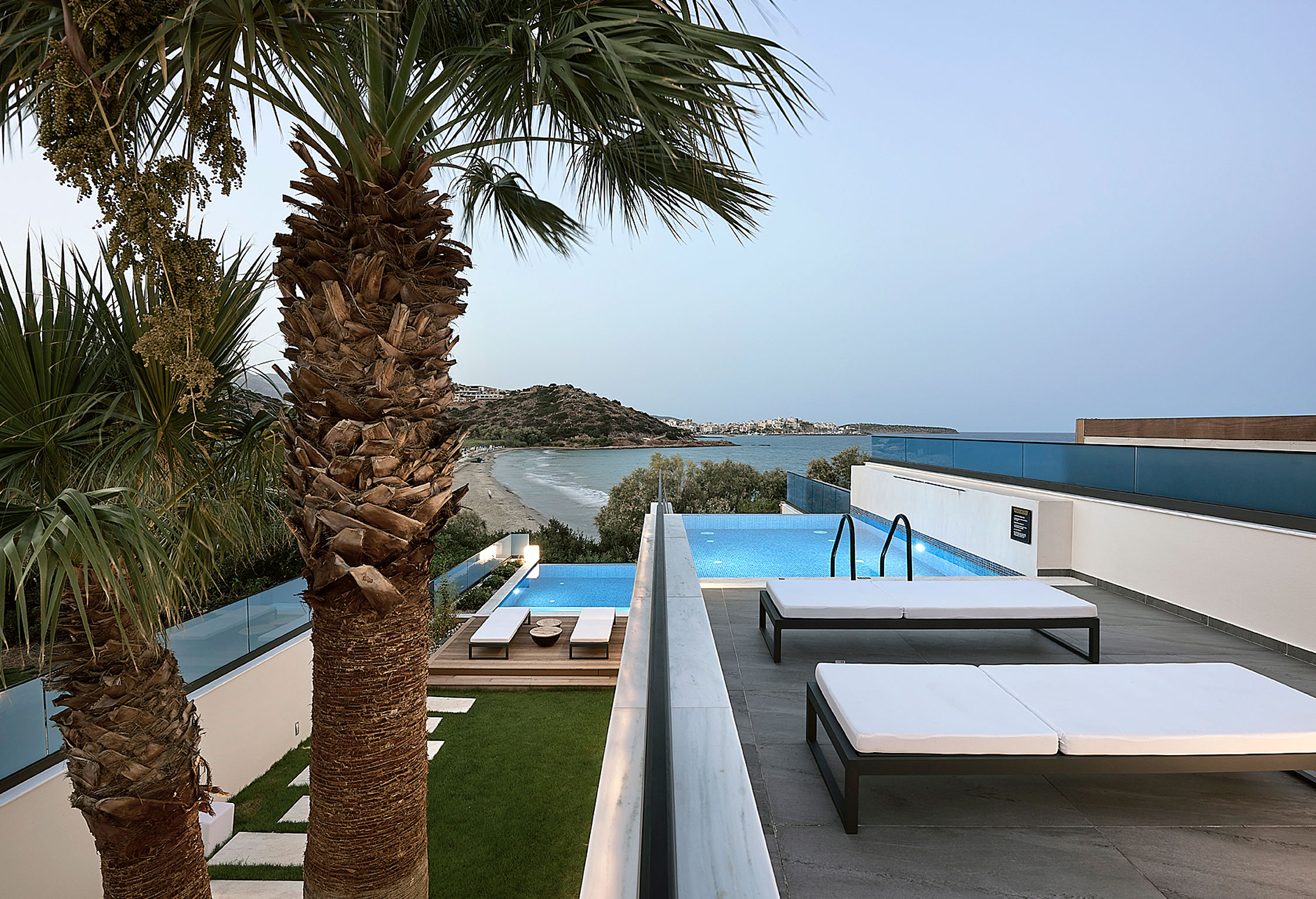 Crete Villa Naomi II jumbotron image