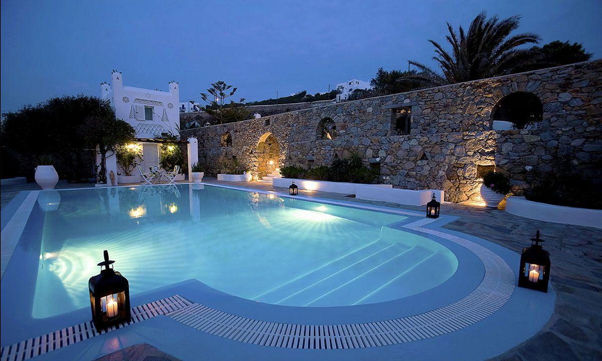 Mykonos Villa Agathon jumbotron image