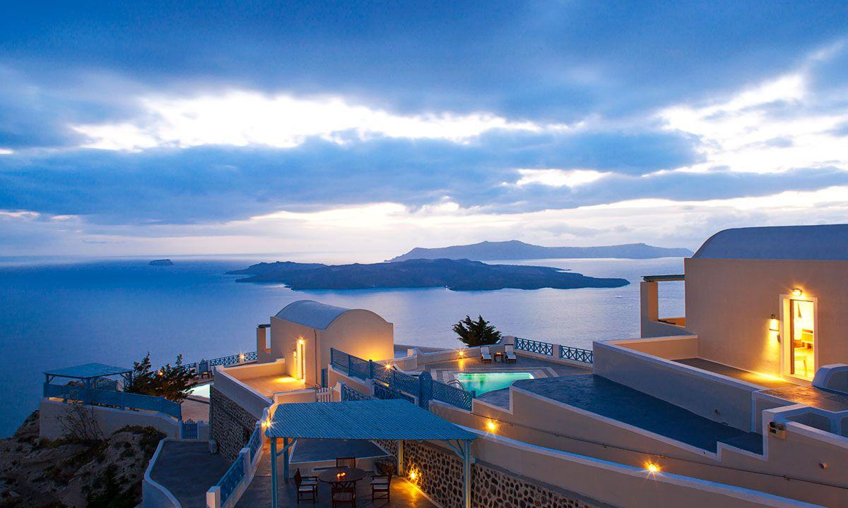 Santorini Villa Callidora 3 jumbotron image