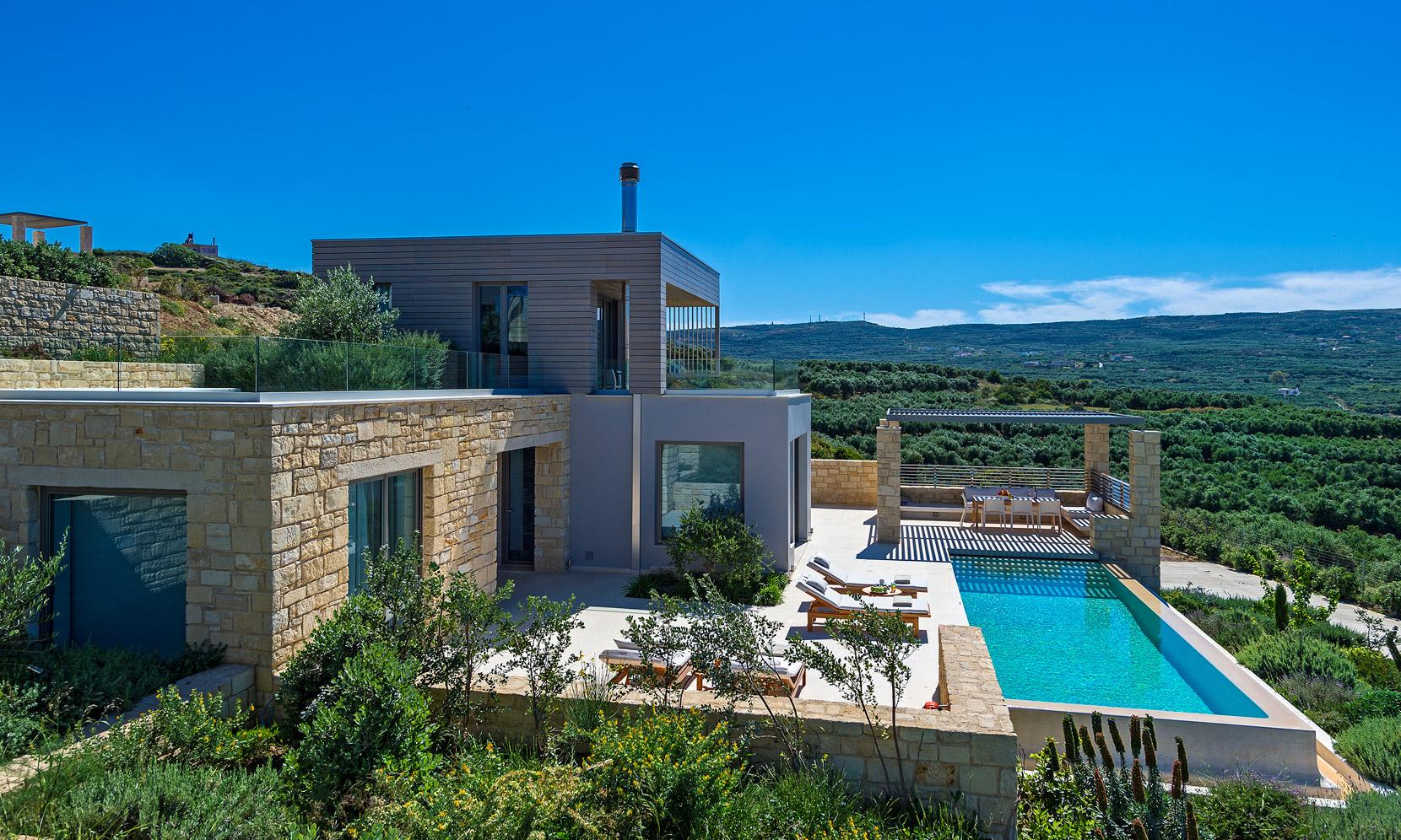 Crete Villa Papaya jumbotron image