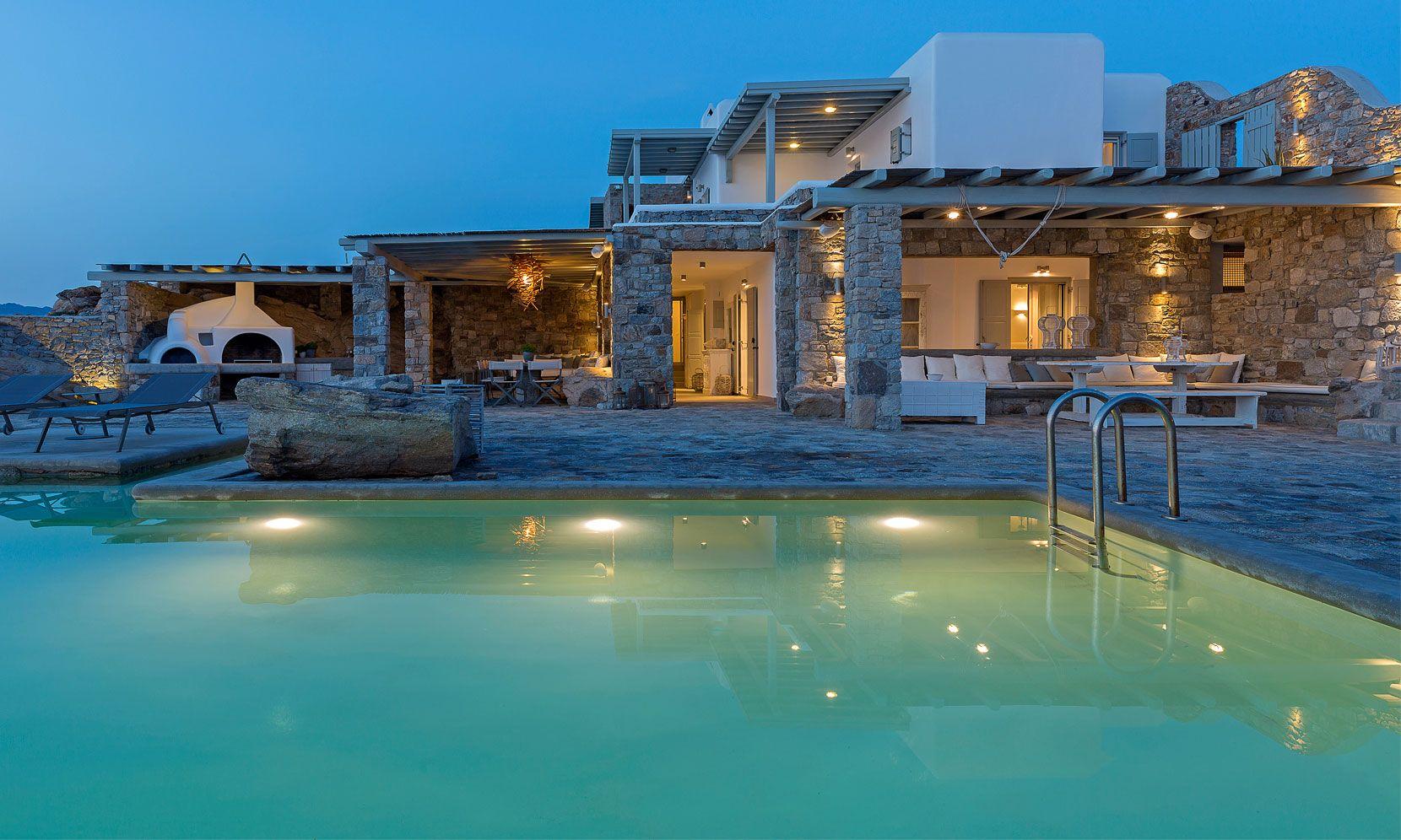 Mykonos Villa Zenais jumbotron image