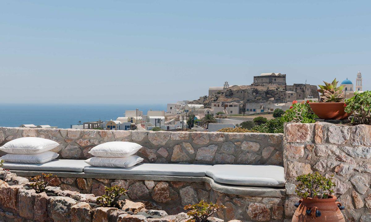 Santorini Villa Kreon jumbotron image