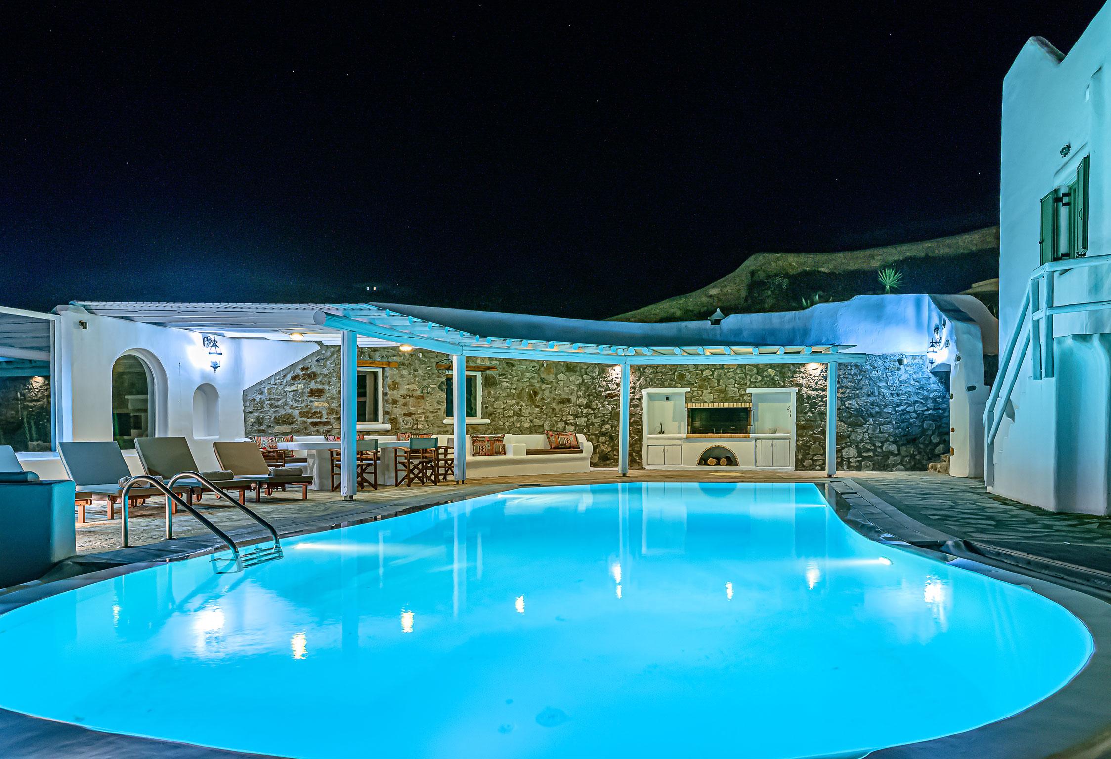 Mykonos Villa Alexandros 3 jumbotron image