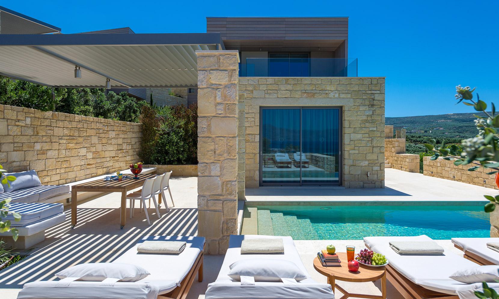 Crete Villa Cantaloupe jumbotron image