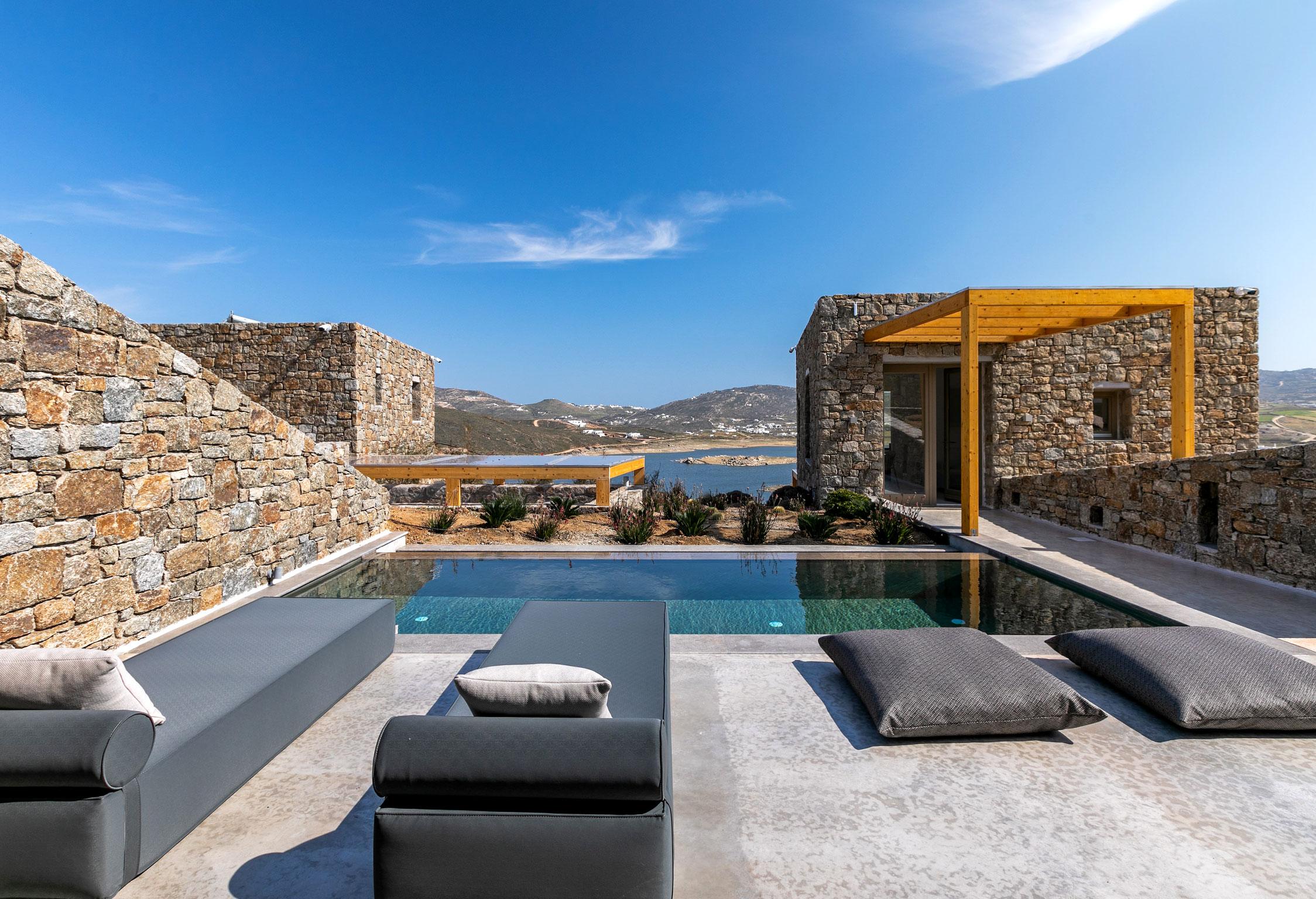 Mykonos Panormos Bay Premium Villa 2 jumbotron image