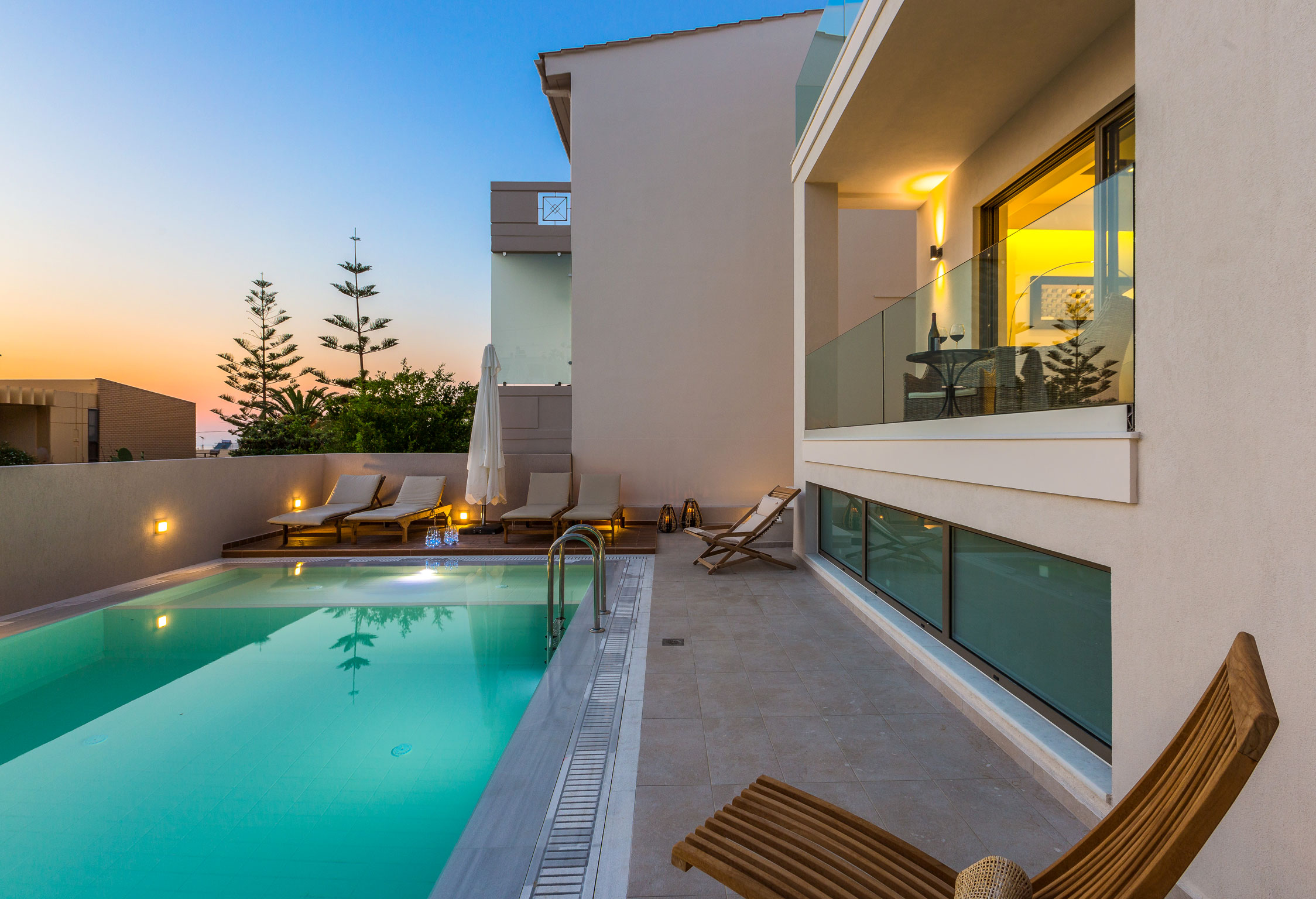 Crete Villa Adeline jumbotron image