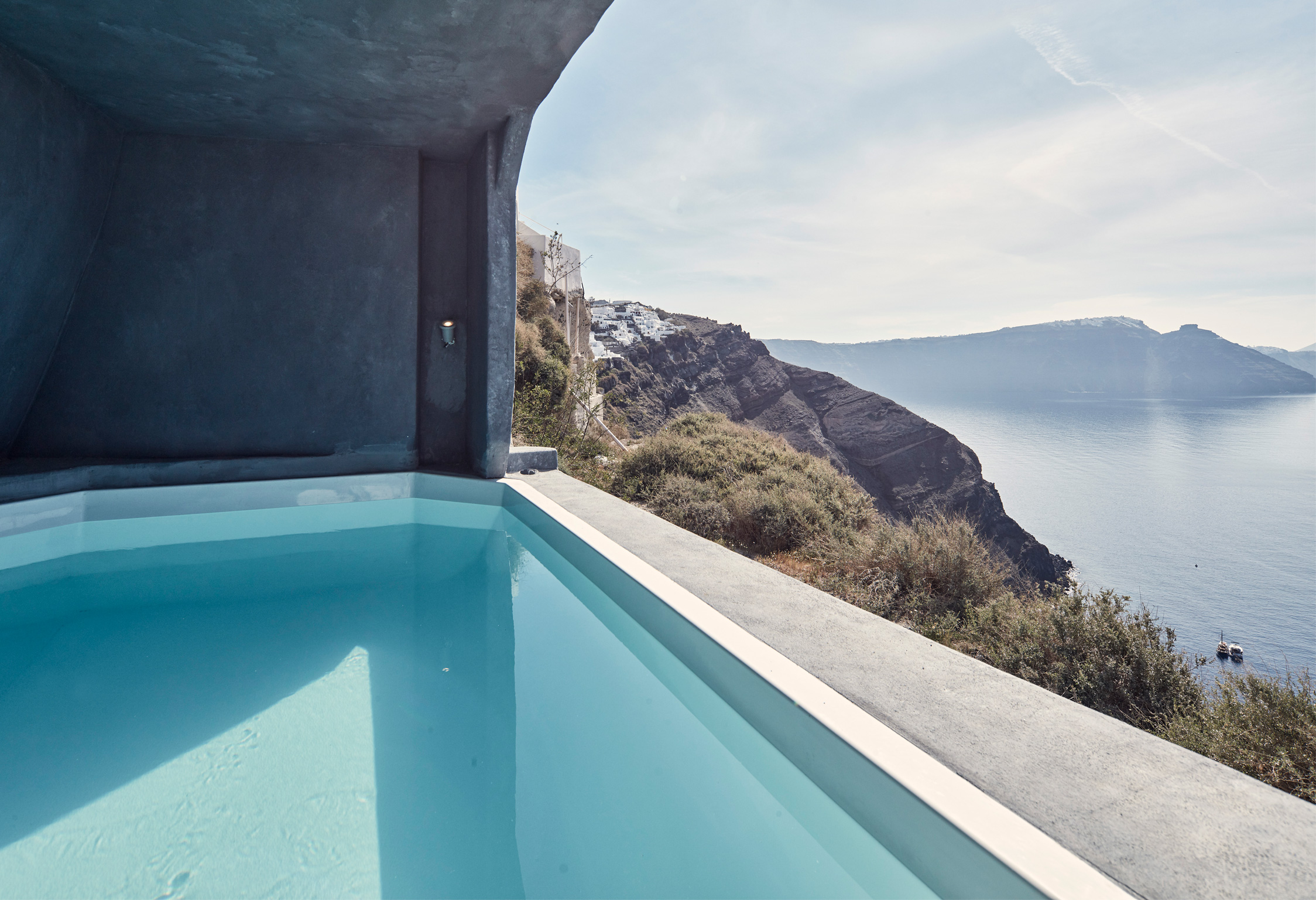 Santorini Villa Thais Secret jumbotron image