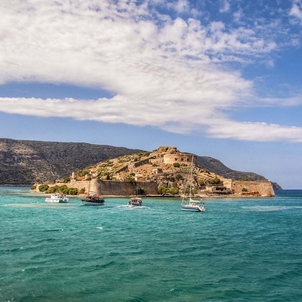 Private Cruise, Elounda - Spinalonga