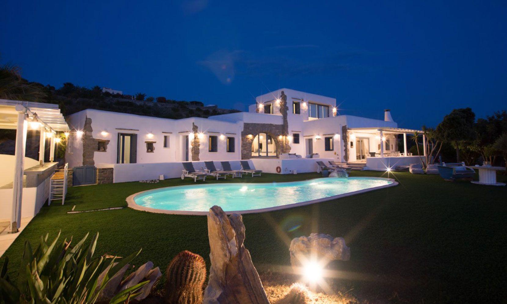 Paros Villa Selini jumbotron image