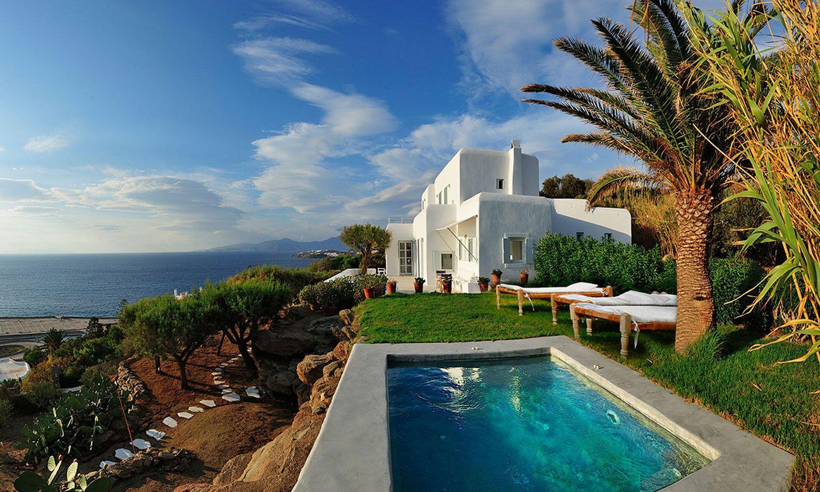 Mykonos Villa Elea jumbotron image