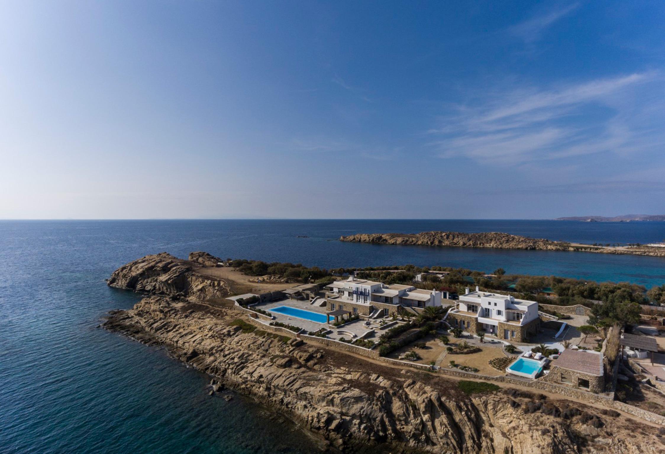 Mykonos Paradise Retreat jumbotron image