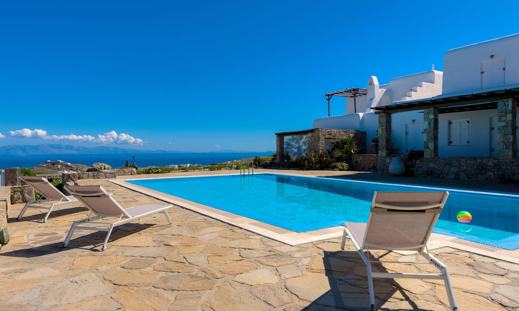 Mykonos Villa Ilida jumbotron image