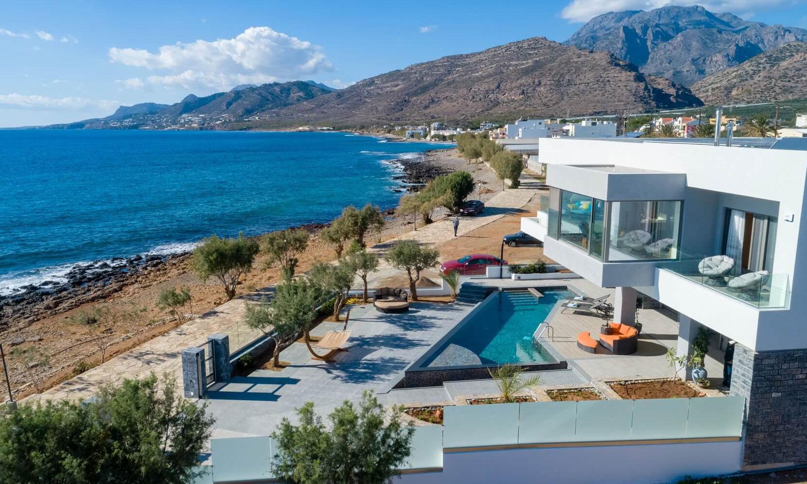 Crete Villa Calista jumbotron image
