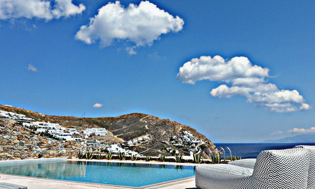 Mykonos Villa Agata jumbotron image