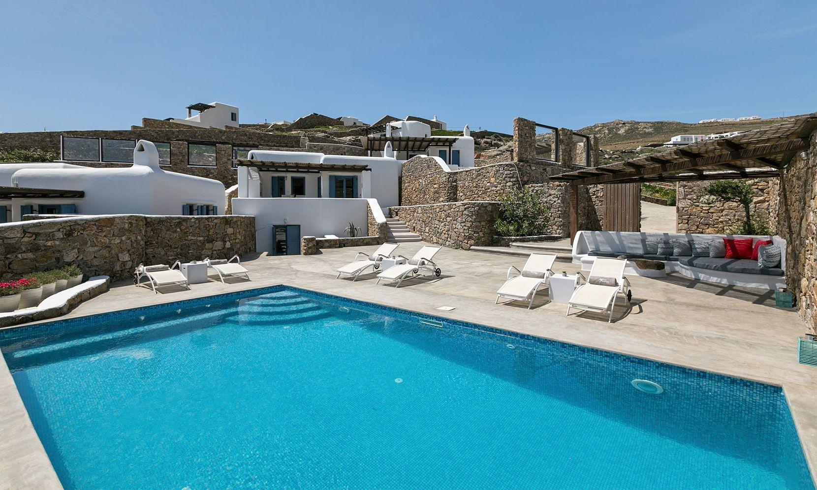 Mykonos Villa Hestia 2 jumbotron image