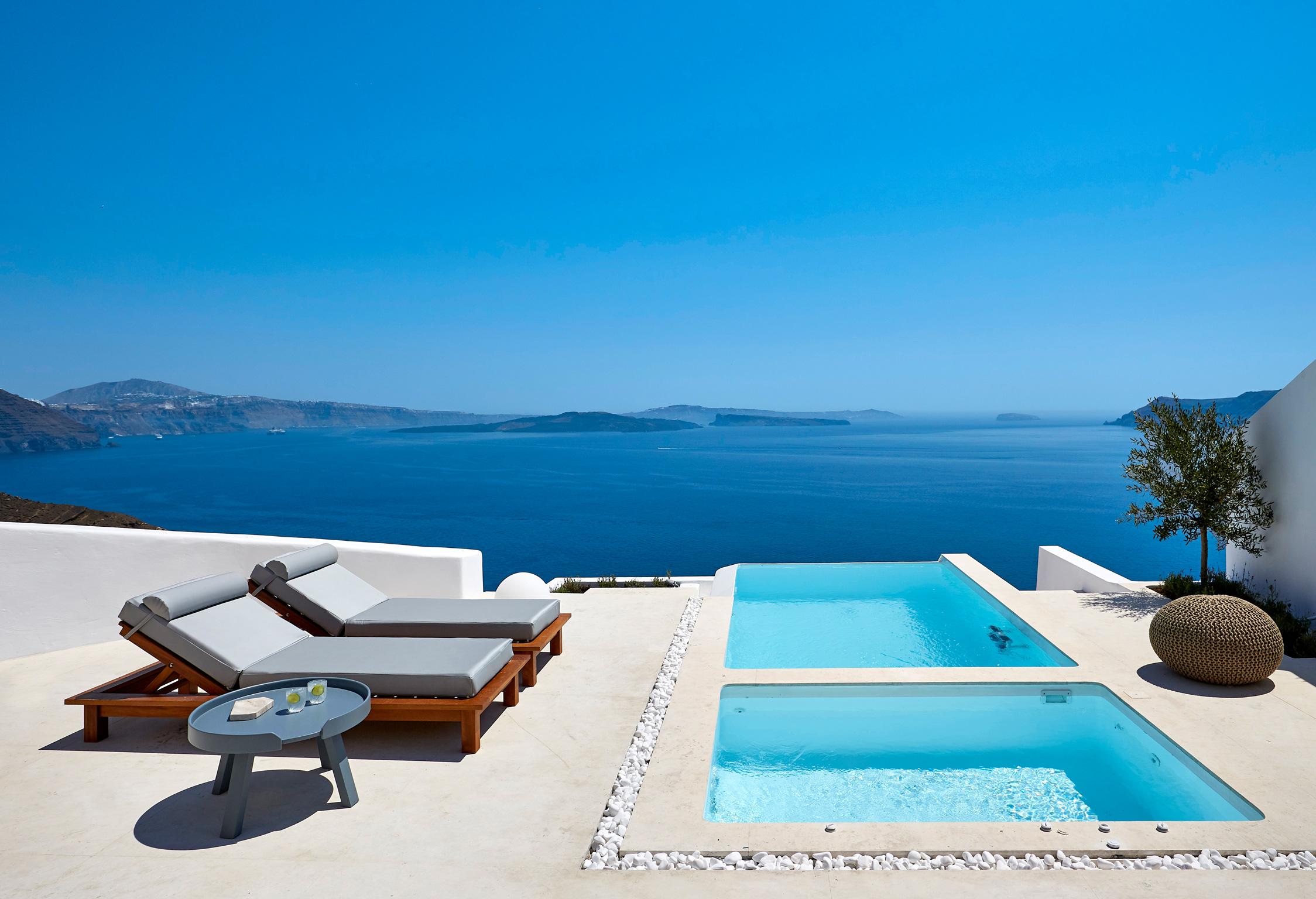 Santorini Villa Aoide 7 jumbotron image