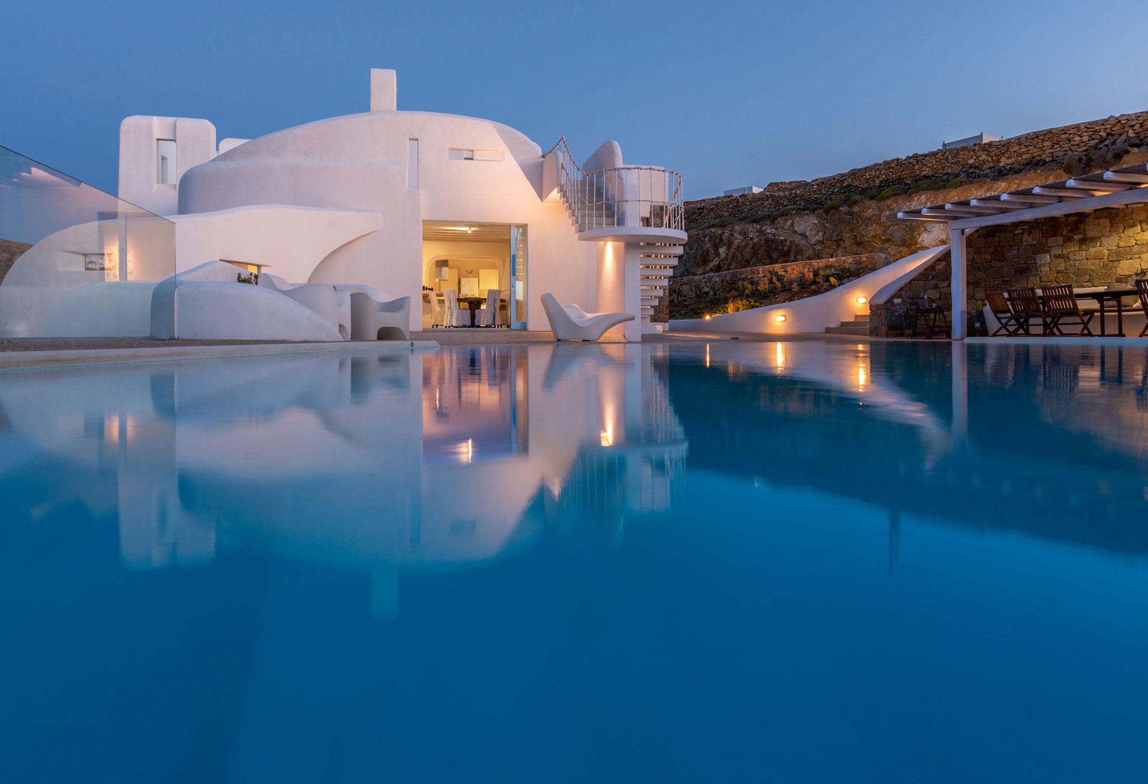 Mykonos Villa Alcestis jumbotron image