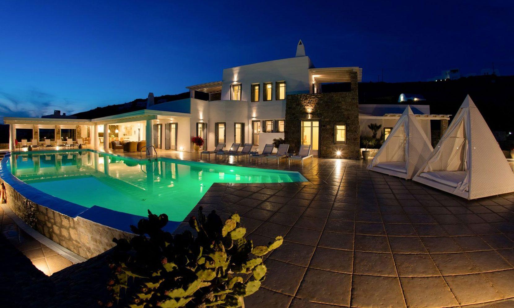 Mykonos Villa Avra jumbotron image
