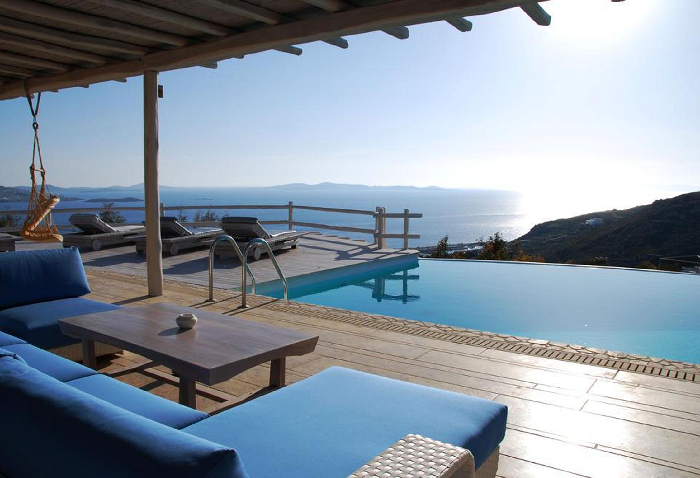 Mykonos Villa Dareia jumbotron image