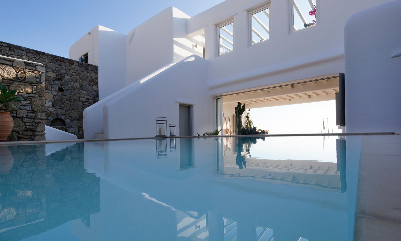 Mykonos Villa Felicia 2 jumbotron image