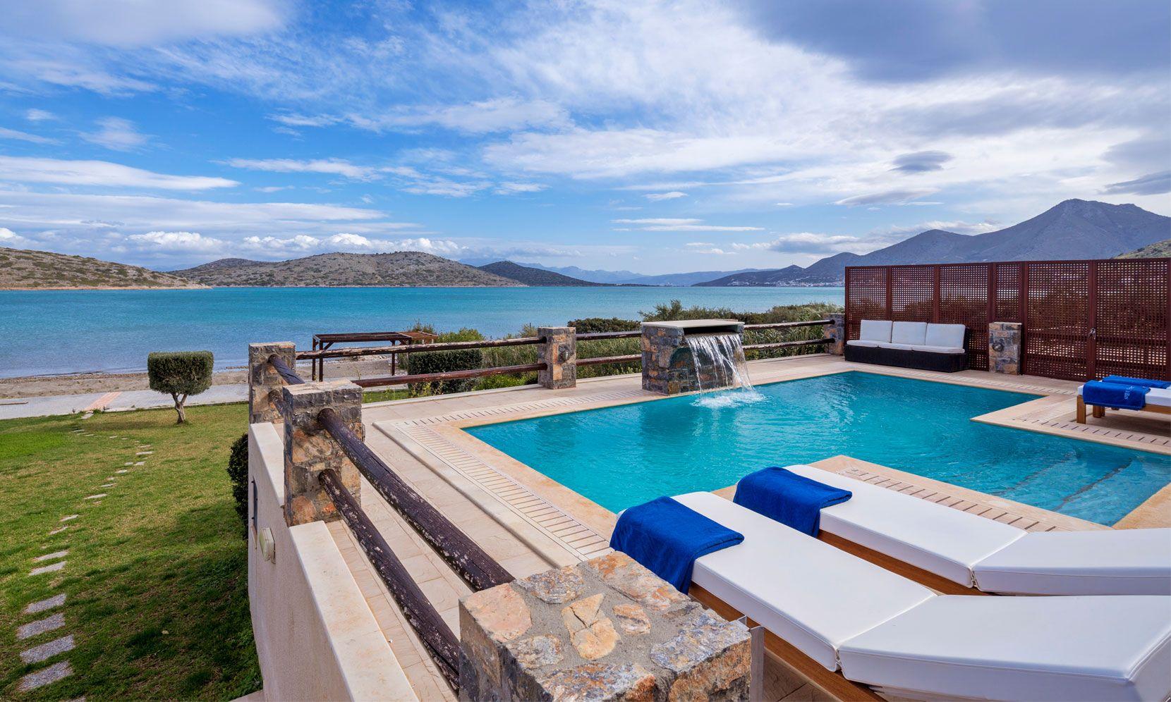 Crete Villa Aineias jumbotron image
