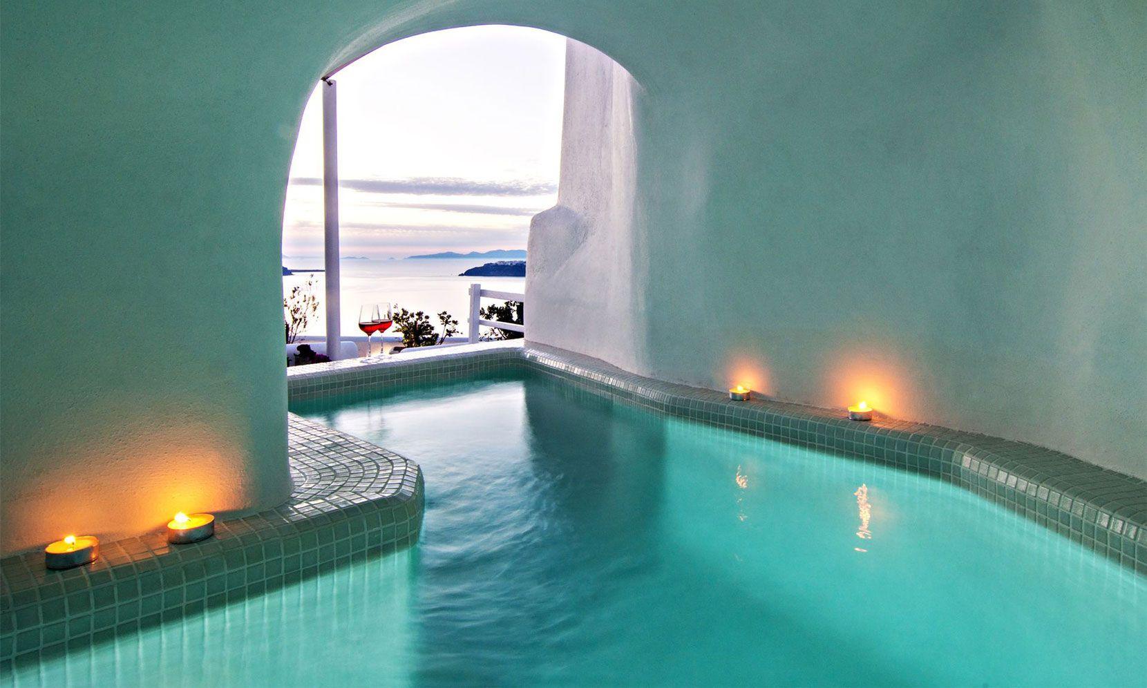 Santorini Villa Althea 2 jumbotron image