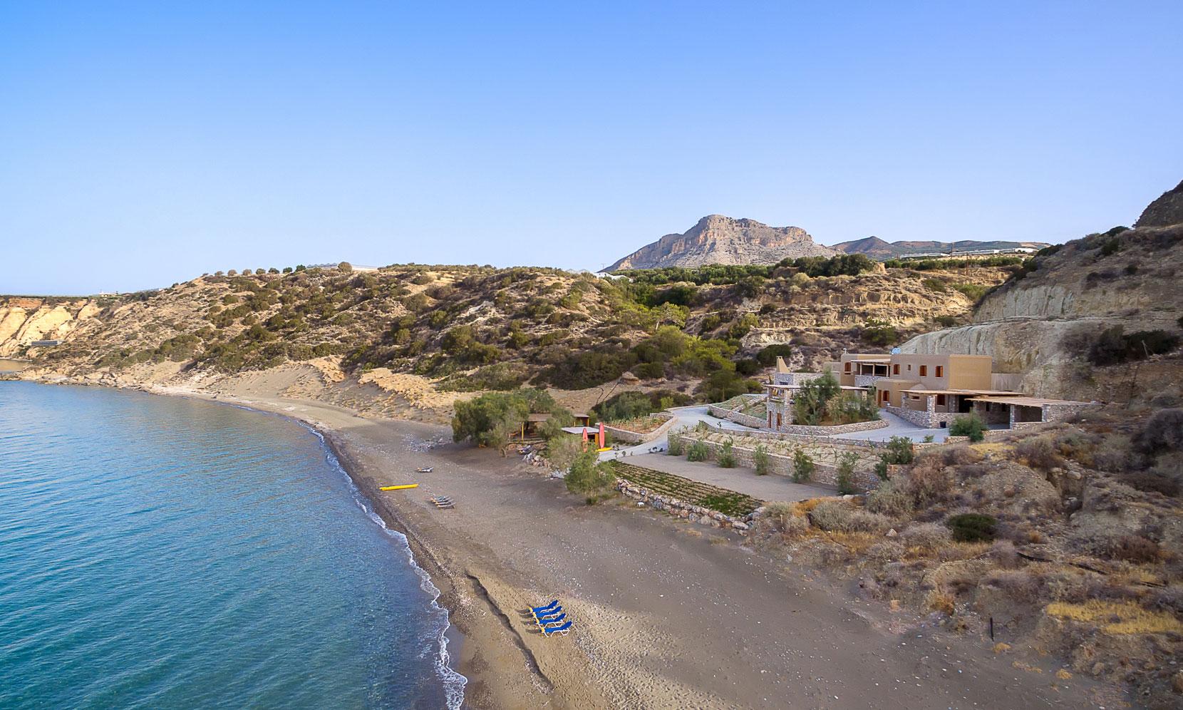 Crete Villa Menta jumbotron image
