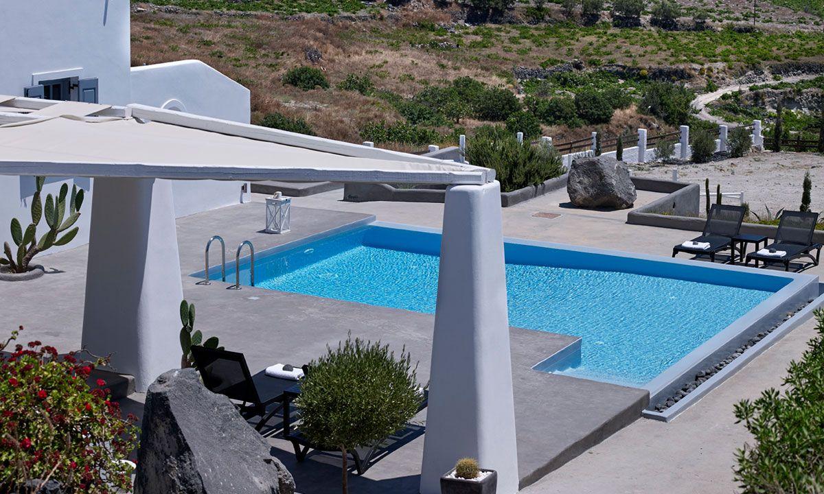 Santorini Villa Oinone jumbotron image