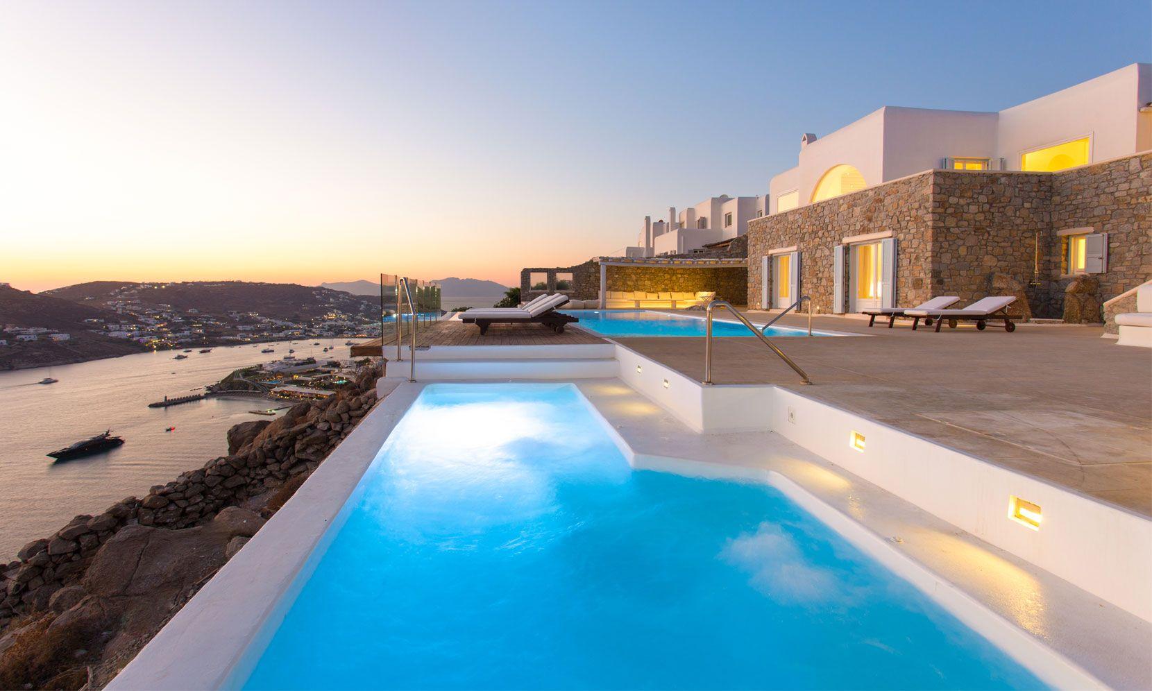 Mykonos Villa Lazare I jumbotron image