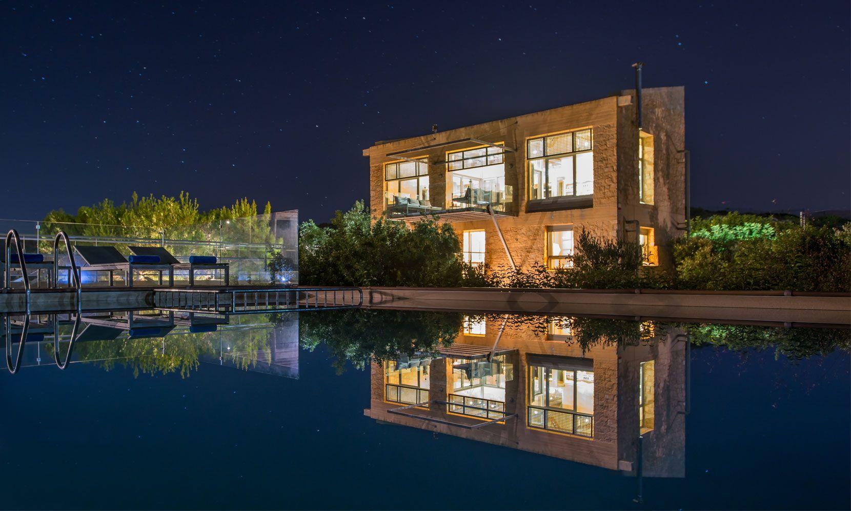 Crete Villa Albion jumbotron image
