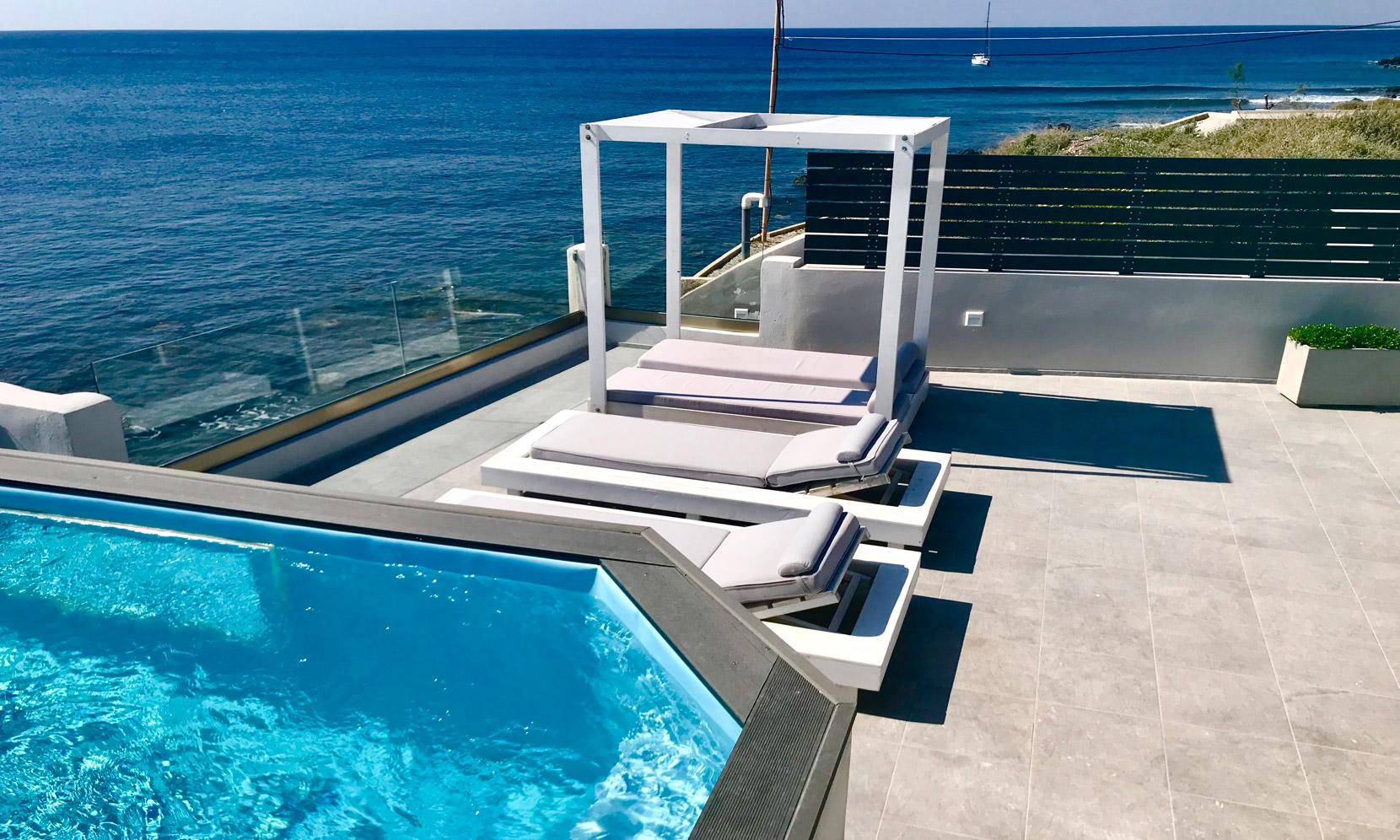Santorini Villa Isabella jumbotron image