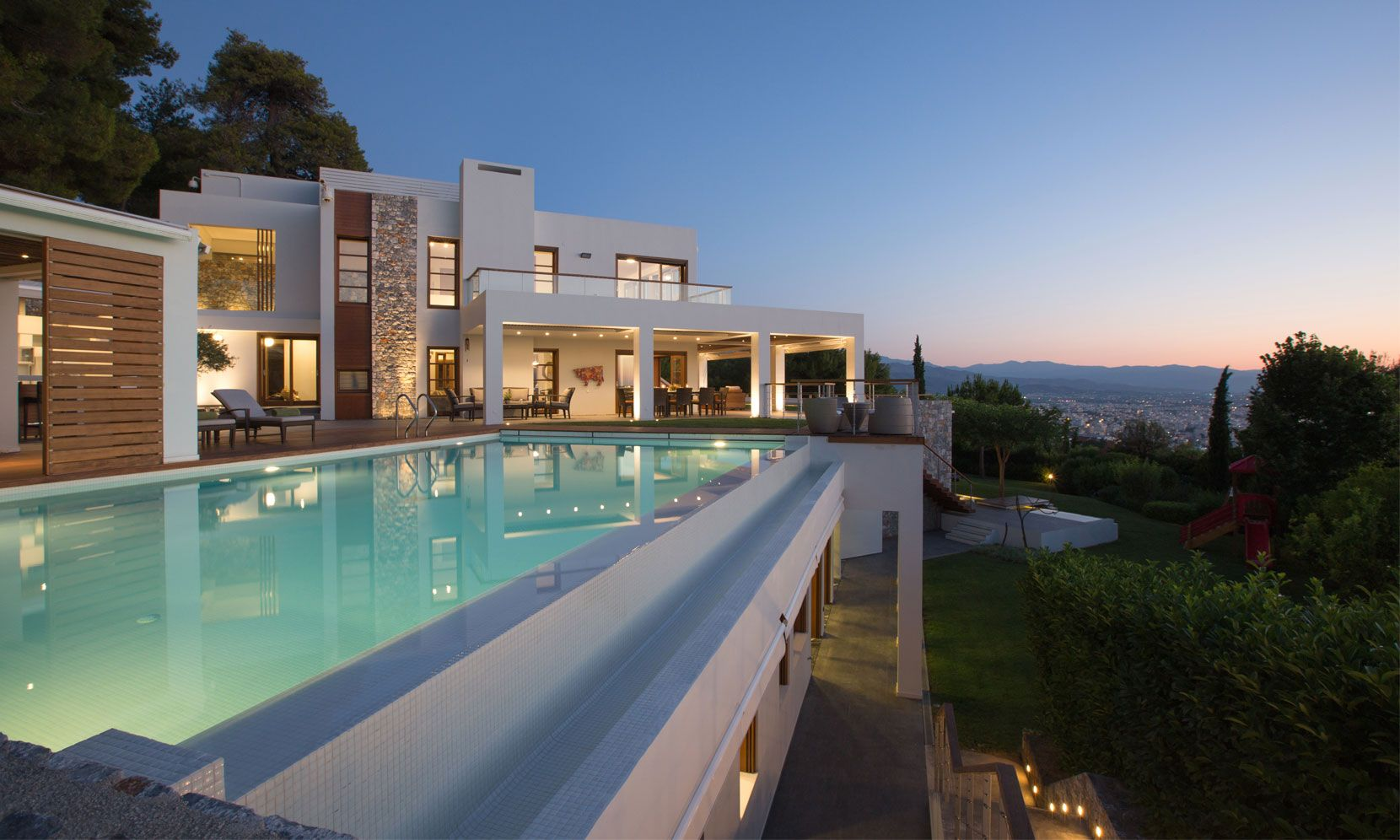 Crete Villa Lancea jumbotron image