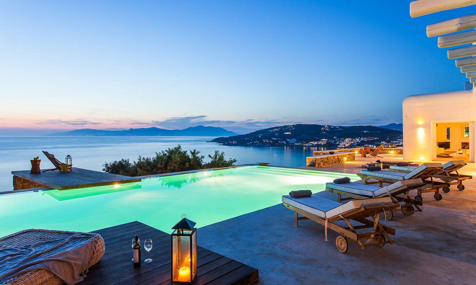 Mykonos Villa Aeropus jumbotron image