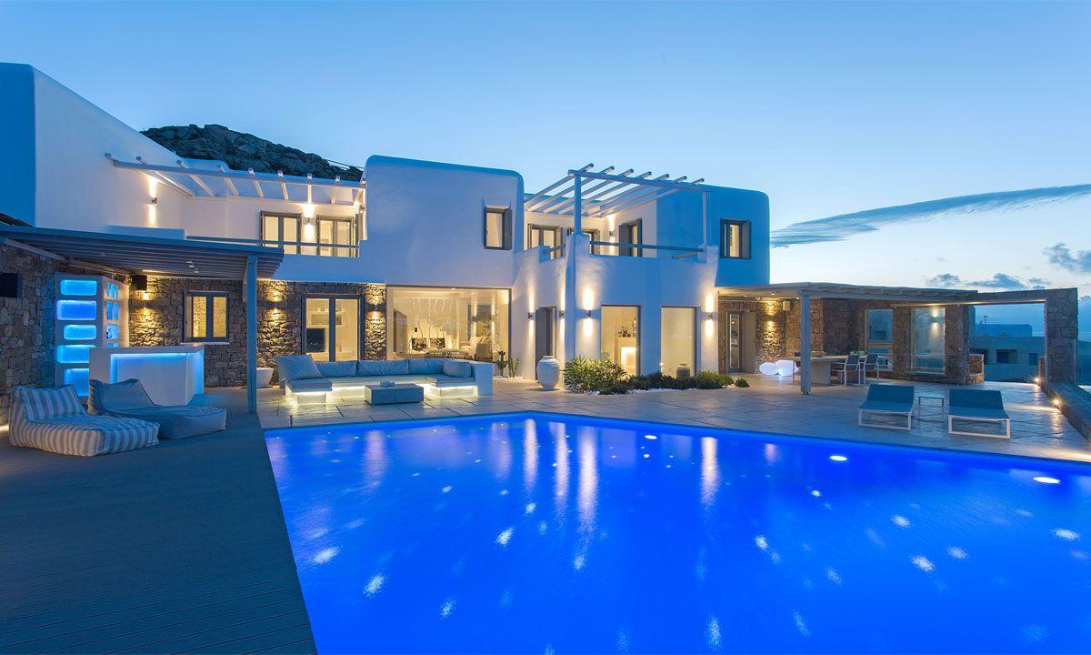 Mykonos Villa Hektor jumbotron image