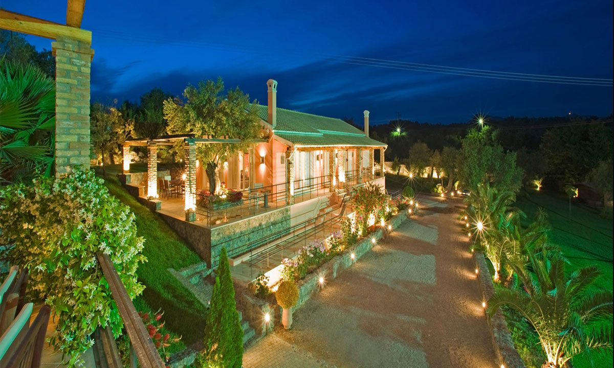 Corfu Villa Sirens jumbotron image