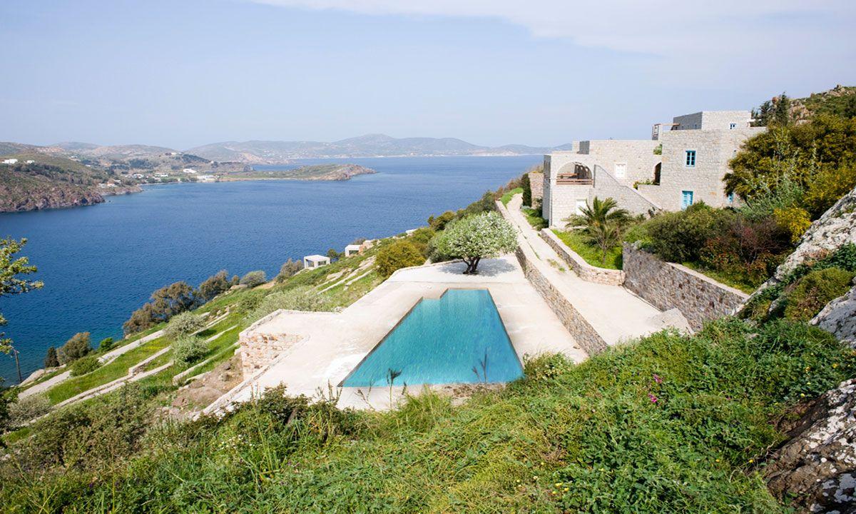Patmos Villa Iasos jumbotron image